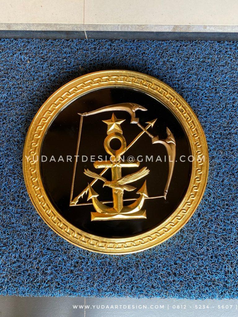 Pengrajin Logo Kuningan