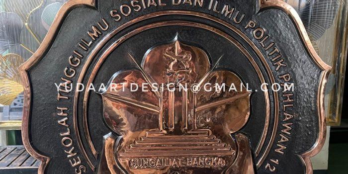 Logo Tembaga - Logo Custom Tembaga