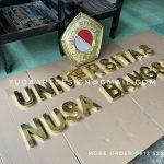 LOGO / HURUF TIMBUL UNNIVERSITAS NUSA BANGSA