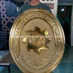 Logo Pengadilan Negeri Teluk Kuantan - Custom Bahan Kuningan